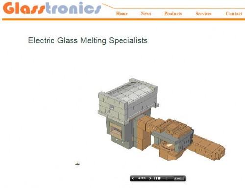 Glasstronics