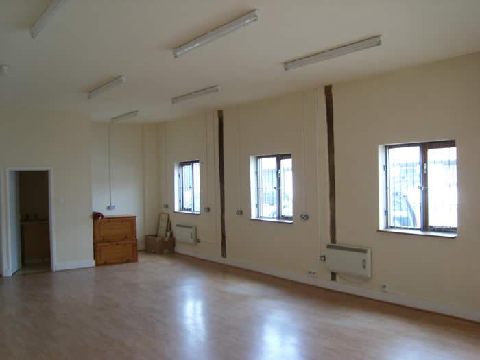 office unit eleven interior