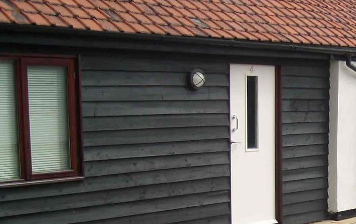 Office unit 4 exterior
